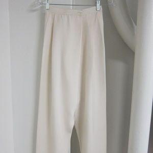 White Drop Crotch Stella McCartney Pant